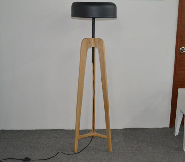Wood Floor Lamp Wood Friends Lighting Specialize In